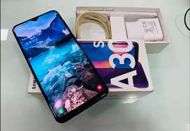 Samsung galaxy A30s 4gb ram 64gb rom mobile for sell in