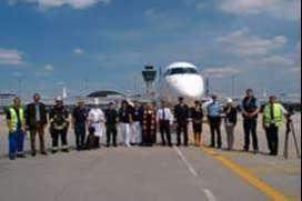 Hirings in aviation sector