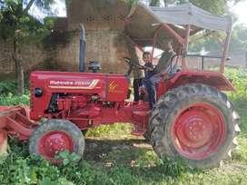 Mahindra tractor power plus