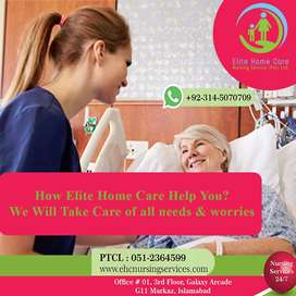 ELITE) Provide HOME NURSING CARE or HOME PATIENT CARE Services