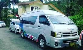 Dijual Toyota Hiace commuter thn 2013