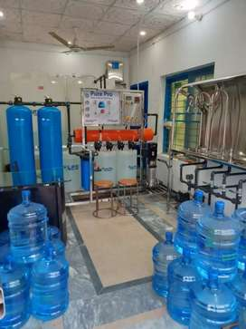 Mineral Water Plant.Ro Plant. Water Filter Plant Commercial