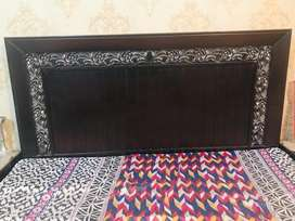 Bed for sale with dressing table and 2 side tables