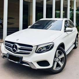 Mercedes Benz GLC250 NIK 2017