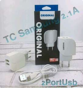 Travel Charger samsung 2.1A