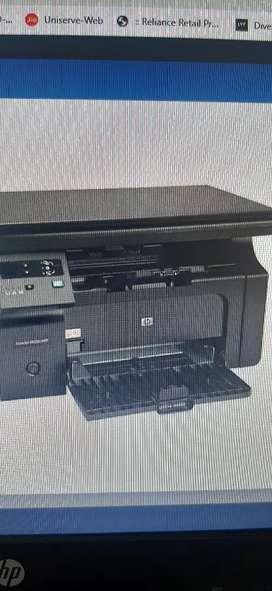 HP LASERJET PRO M1136