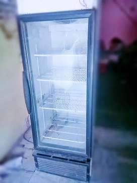 Bluestar Glassdoor refrigerator
