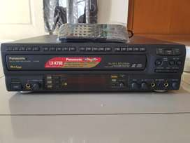 Panasonic Multi Laser Disc Player LX-K780