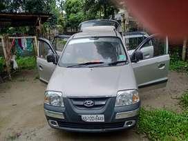 Hyundai Santro Xing petrol 75777 Kms 2007 year