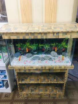 3 fit brand new fish aquarium