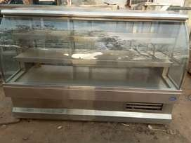 Display counter fridge 6ft available
