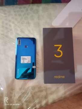 Good condition mobile realme 3