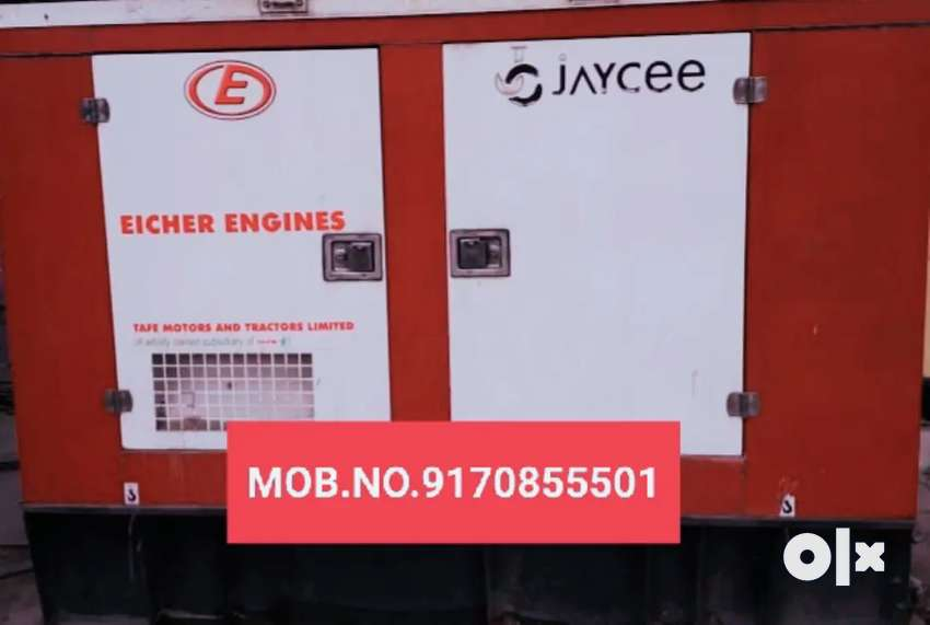 GENERATOR WITH 2 YEAR WARRANTY N FREE SERVICE N DELIVERY N INSTALATION