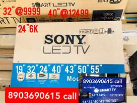 """""""new""""Sony""""_Rs3999imported ledtv Smart Android Framless/gorilla &free g"""