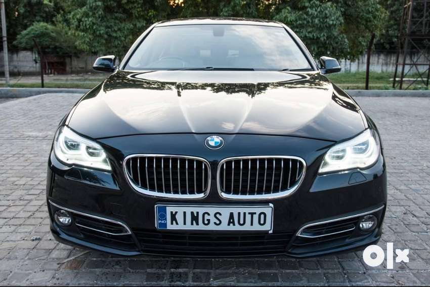 BMW 5 Series 520d Luxury Line, 2017, Diesel 0