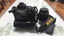 Dijual DSLR Nikon D40