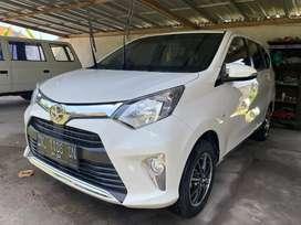 Toyota Calya G 2019 Manual