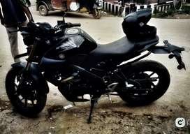Yamaha MT 15 Brand new condition. Only swap not for sale