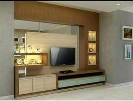 Panel tv minimalis
