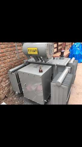 Transformer and HT breaker