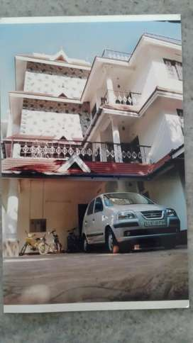 3 BHK FULLY FURNISHED HOUSE SECOND FLOOR FOR RENT AT EDAPPALLY
