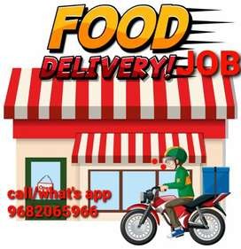Jobs in Lucknow Freshers- Delivery  Boy
