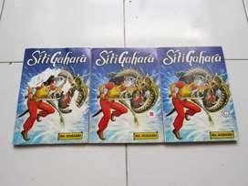 Buku Komik Wayang Siti Gahara A-B-C Tamat