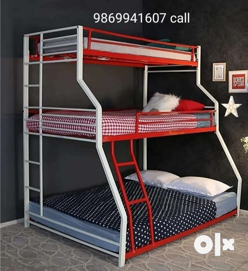 Bunker bunk bed storage bed manufacture furniture new