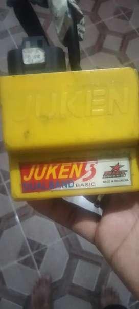 Juken 5 vixion old