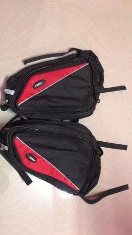 ViaTerra rapide saddle bags