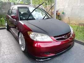 Honda Civic 2001 vti automatic