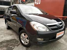 Innova G 2.0 MT 2005 Hitam TDP 23jt ! TT Agya Ayla Xenia City Jazz AT