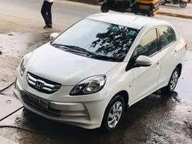 Honda amaze Diesel 1.5 i-dtec 1 st owner car