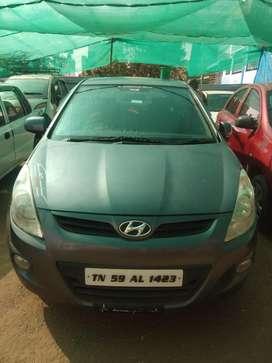 Hyundai I20 Asta 1.4 CRDI, 2009, Petrol