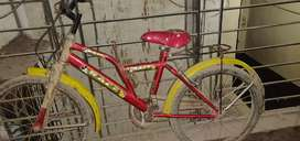 New condition bicycle 1year use