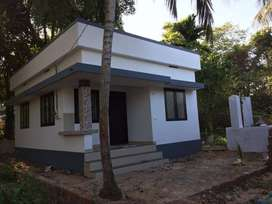 3 cent with 2 bedroom   house near vellimadkunnu