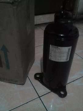 Jual Kompresor AC Panasonic Baru 2Pk/Plus pasang/Kndisi Bagus Orisinil