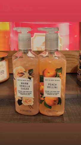 Hand soap bbw (bathandbodyworks)