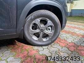 Seltos HTK Plus Alloy With Wheels
