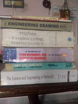 Mechanical Engineering Text books & study material