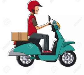 Need bikers for delivery