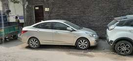 Hyundai verna fludic 2013 top model
