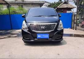 [OLX Autos] Hyundai H1 2018 2.4 Elegance A/T Bensin Hitam #Toko Mobil