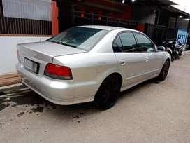 Siap Pakai! Mitsubishi Galant V6 AT Hiu New Model 2000   Lancer Evo
