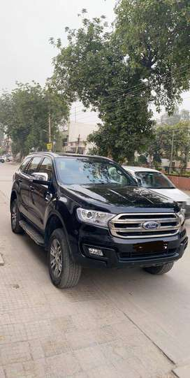 Ford Endeavor 3.2 Automatic 4x4 Model 2018 Black