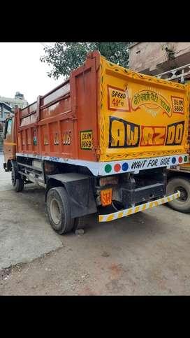 Tata 909 dumper cng