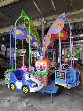komedi putar safari odong odong mini coaster LR cv ilham diskon 1 juta