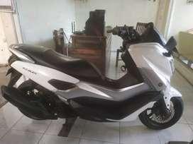 Bali dharma motor, jual Yamaha nmax ABS thn 2016 putih