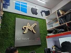 Laptop repair, sale purchase & CCTV camera