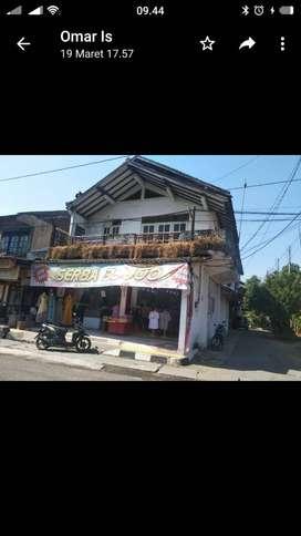 Dijual Ruko Lantai 2 Pinggir Jalan Raya Jogja Solo Dekat Candi